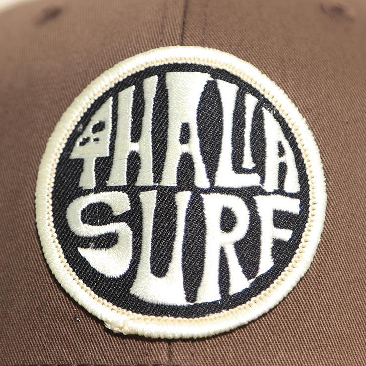 THALIA SURF タリアサーフ MUSHROOM HAT メッシュキャップ BROWN