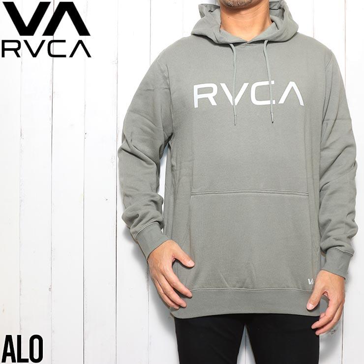 RVCA ルーカ BIG RVCA HOODIE プルオーバーパーカー フーディ AVYSF00143