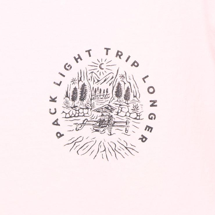 [クリックポスト対応] THE ROARK REVIVAL ロアークリバイバル PACK LIGHT PREMIUM S/S TEE 半袖Tシャツ RT669