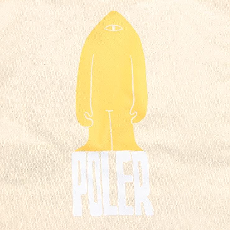 [クリックポスト対応] POLeR ポーラー SASCLOPS TOTE BAG トートバッグ 211BGU1007