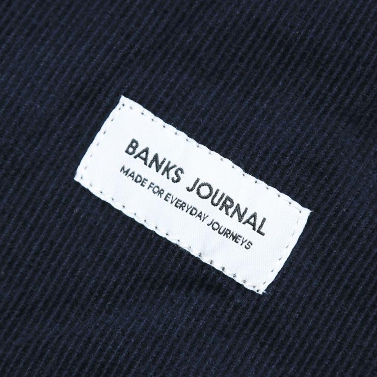 [クリックポスト対応] BANKS バンクス OFFICIAL JACKET コーデュロイジャケット WJT0036