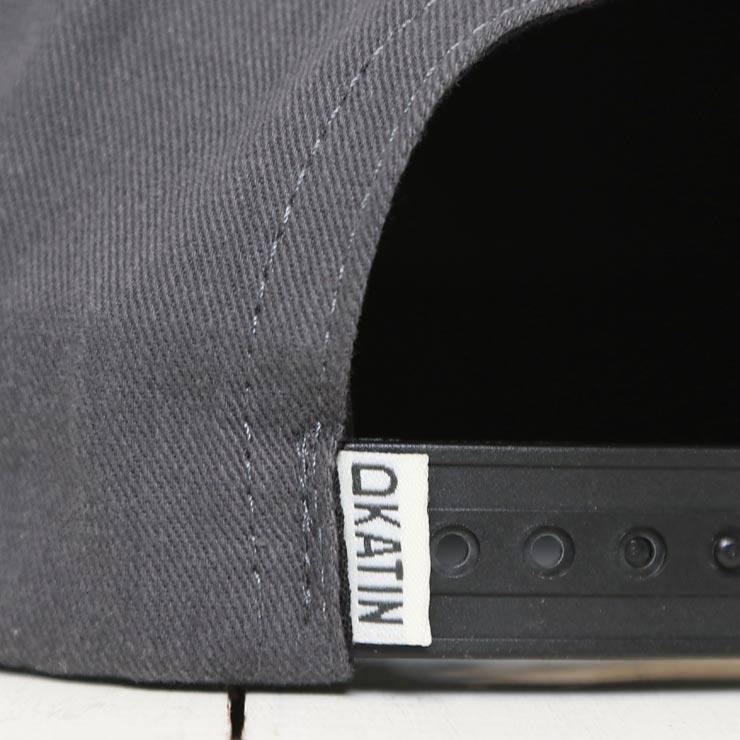 KATIN ケイティン MYSTIC 5-PANEL HAT スナップバックキャップ HTMYS03