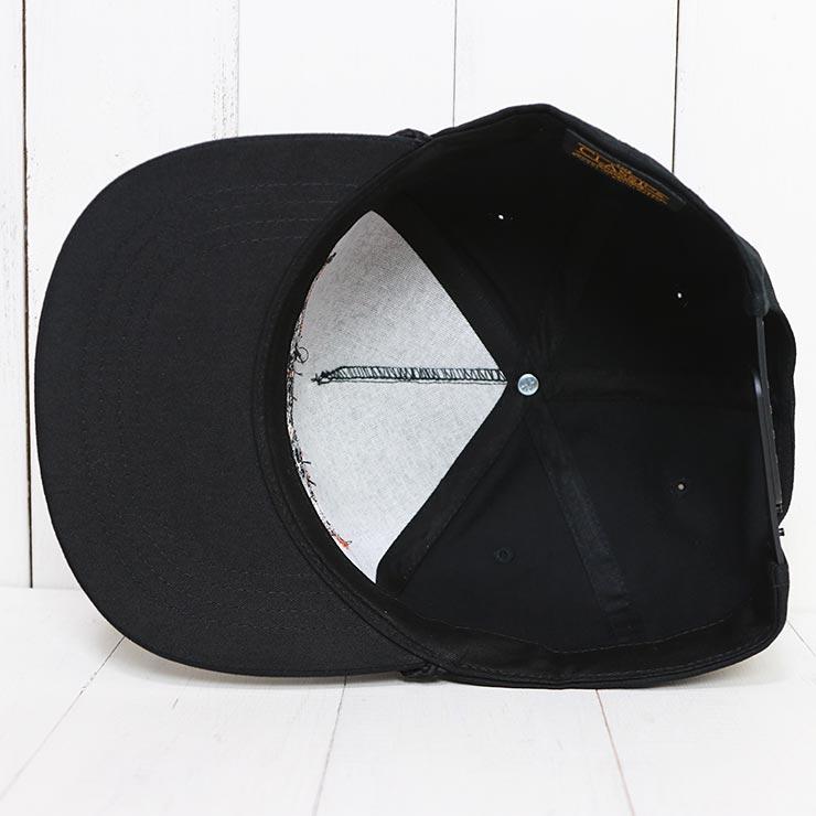 【送料無料】 Cycle Zombies サイクルゾンビーズ ROADSIDE HAT スナップバックキャップ CZ-GFSB-032