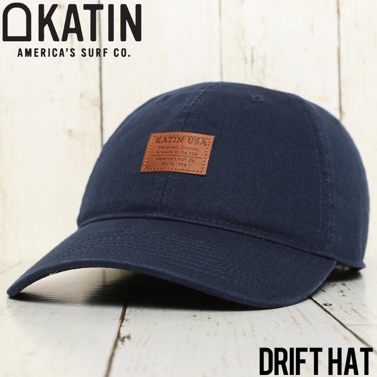 KATIN ケイティン DRIFT HAT ストラップバックキャップ HTDRI01