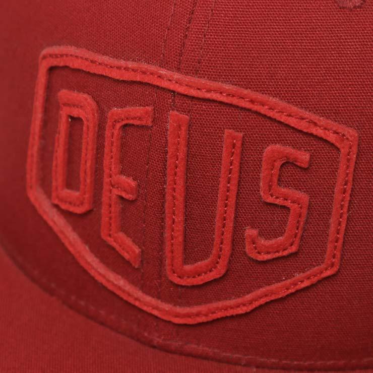 DEUS EX MACHINA デウスエクスマキナ SHIELD CAP スナップバックキャップ DMA57338