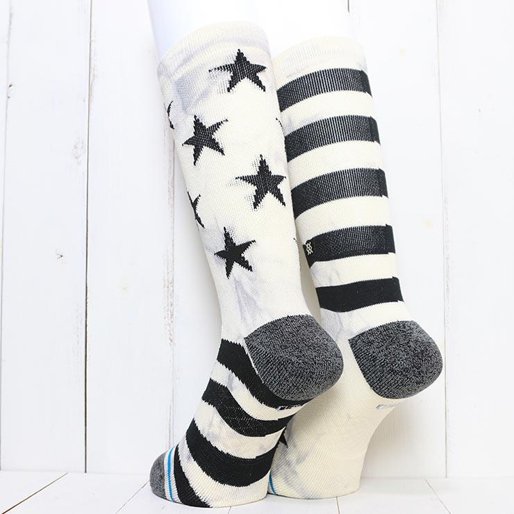 [クリックポスト対応] STANCE スタンス SIDEREAL 2 SOCKS ソックス 靴下 A526D20SID