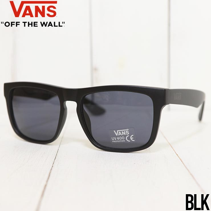 [クリックポスト対応] VANS ヴァンズ SQUARED OFF SUNGLASSES サングラス VN00007E