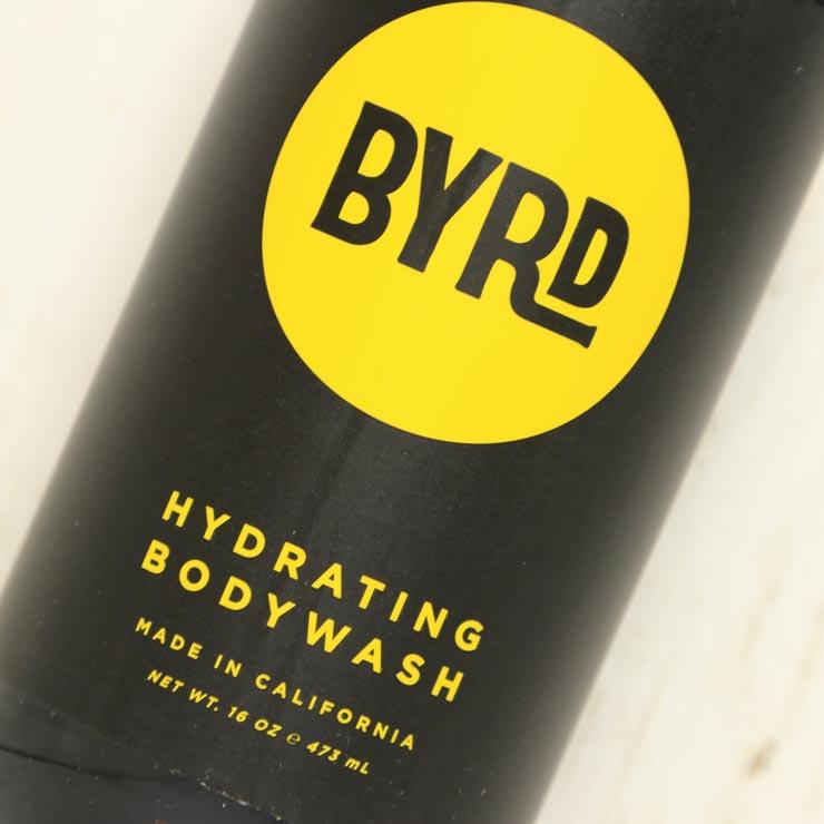 BYRD バード HYDRATING BODYWASH ハイドレイティング ボディウォッシュ #2069024