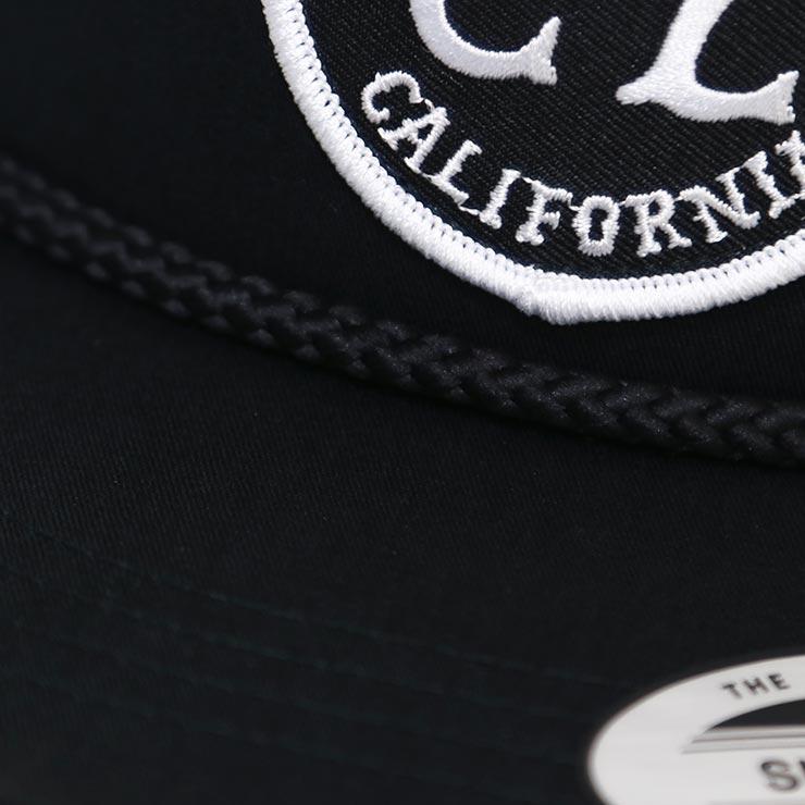 【送料無料】 Cycle Zombies サイクルゾンビーズ CALIFORNIA GOLF HAT スナップバックキャップ CZ-GFSB-031