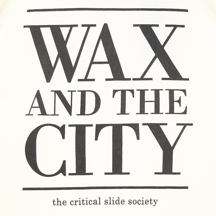 [クリックポスト対応] Critical Slide クリティカルスライド TCSS ティーシーエスエス WAX S/S TEE 半袖Tシャツ J20TE009