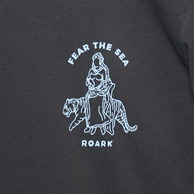 [クリックポスト対応] THE ROARK REVIVAL ロアークリバイバル SOUTH SEA QUEEN L/S TEE ロングスリーブTシャツ RT721