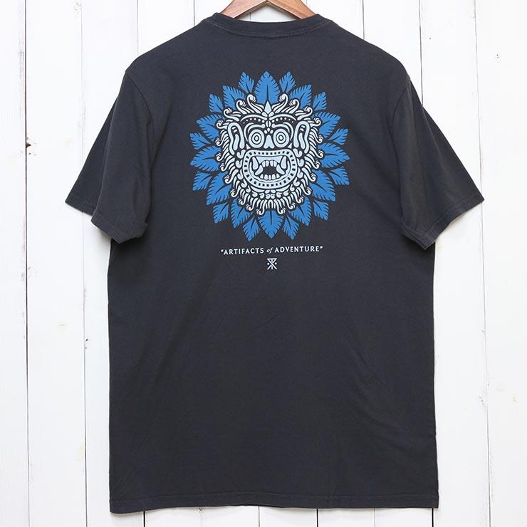 [クリックポスト対応] THE ROARK REVIVAL ロアークリバイバル DEITY S/S TEE 半袖Tシャツ RT663