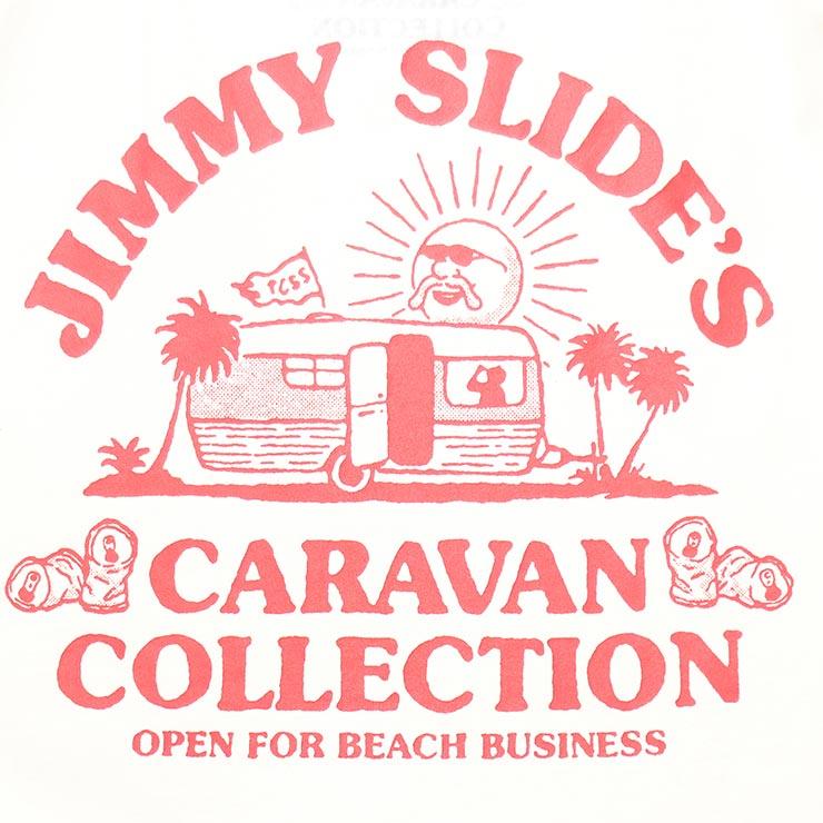 [クリックポスト対応] Critical Slide クリティカルスライド TCSS ティーシーエスエス CARAVAN S/S TEE 半袖Tシャツ J20TE010