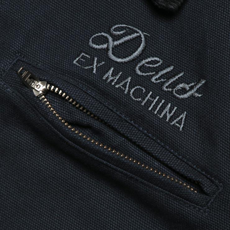 Deus Ex Machina デウスエクスマキナ ADDRESS WORKWEAR JACKET ワークウェアジャケット DMF86343