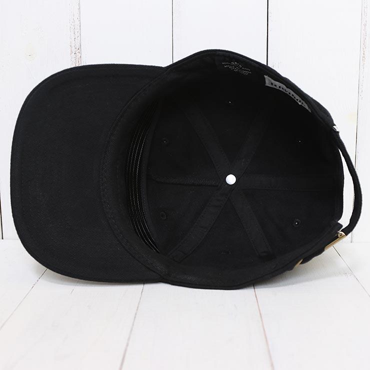 【送料無料】 Rhythm リズム SUNDOWN CAP ストラップバックキャップ 0121M-HW17 [FB]