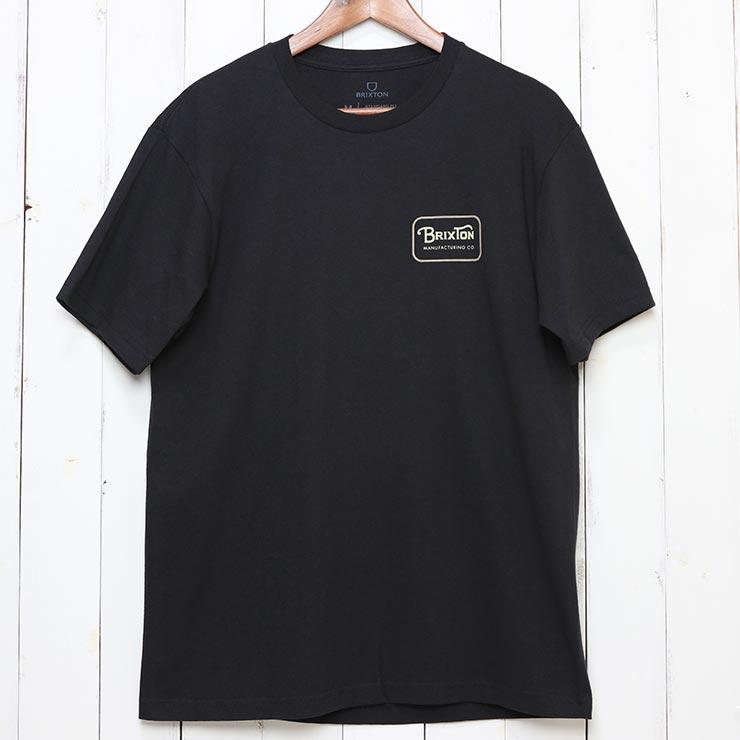 [クリックポスト対応] BRIXTON ブリクストン GRADE S/S TEE 半袖Tシャツ 半袖TEE 16411