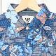 [クリックポスト対応] VISSLA ヴィスラ GYPSY COAST S/S WOVEN 半袖シャツ M504LGYC