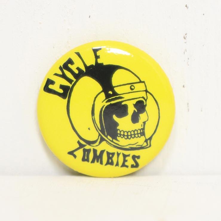 [クリックポスト対応] Cycle Zombies サイクルゾンビーズ ASSORTED PIN PACK ピンバッジセット CZ-BTN-001AST