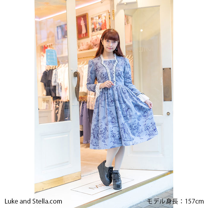 MILK(ミルク) トワル・ド・ジュイ dress