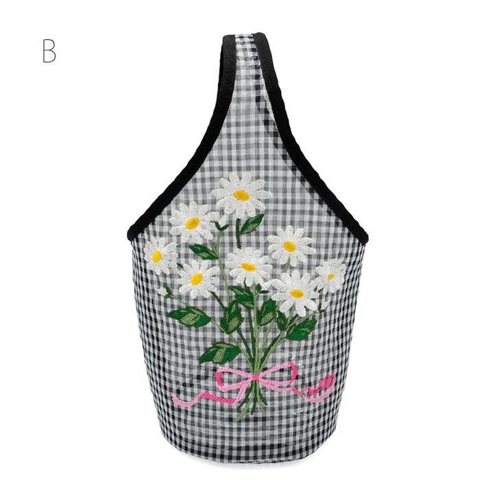 MILK(ミルク) シアー Flower Bag
