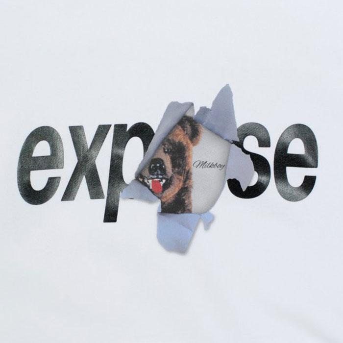 MILKBOY(ミルクボーイ) EXPOSE フーディー
