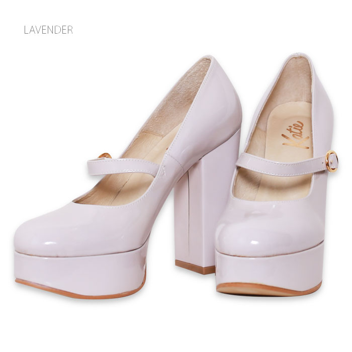 【OUTLET】 Katie(ケイティ) Polly One Strap heel
