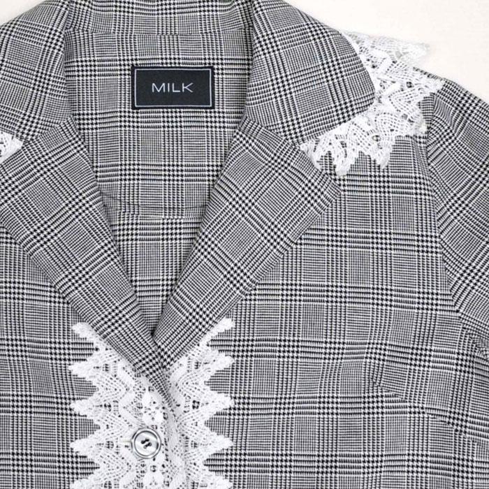 MILK(ミルク) シャーロットジャケット