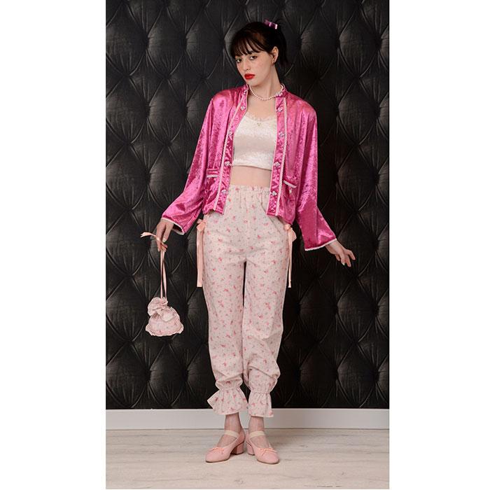 Katie(ケイティ) HONG KONG GIRL camisole