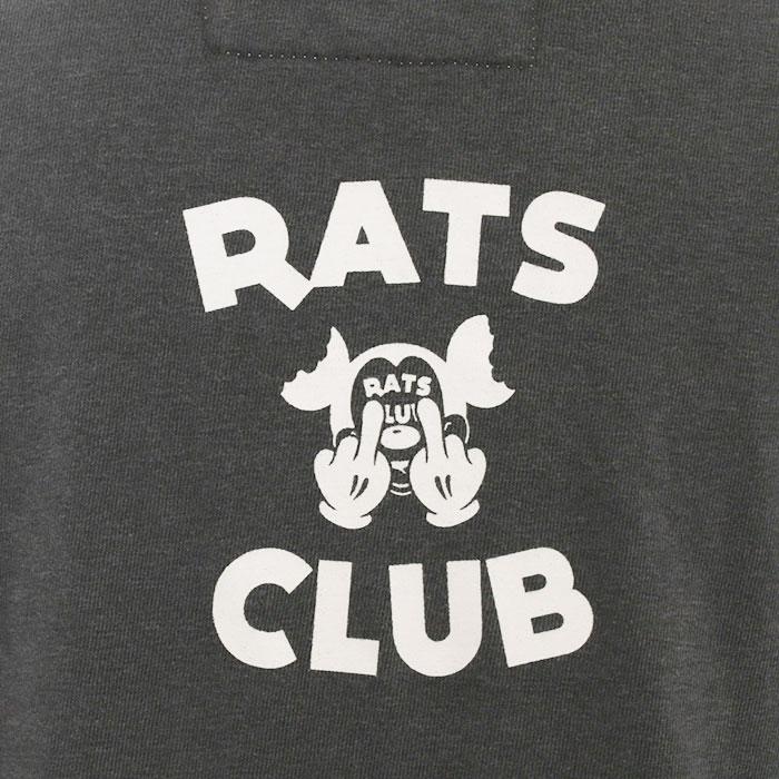 MILKBOY(ミルクボーイ) RATS CLUB TEE