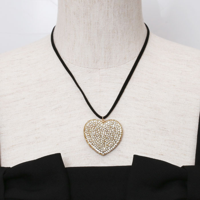 Katie(ケイティ) DRAINED LOVE necklace