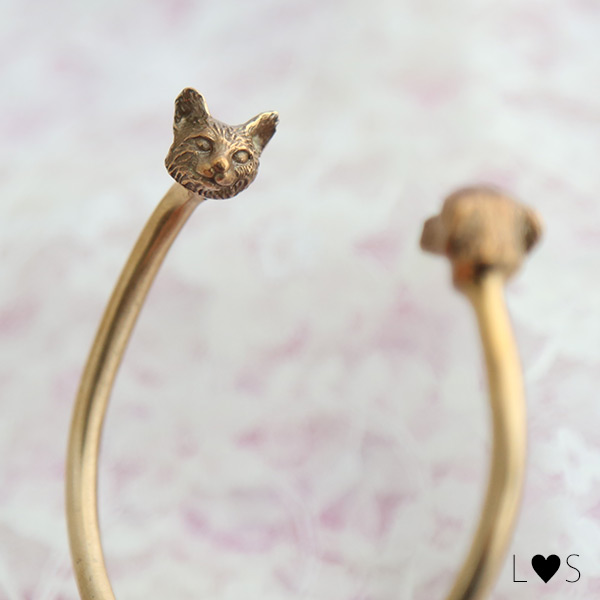 Krista Kretzschmar(クリスタ クレッチマル) Cat and Dog Bracelet - Special Commission