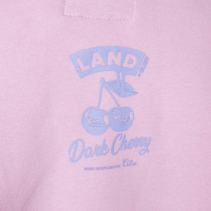 LAND by MILKBOY(ランドバイミルクボーイ) LAND by MILKBOY × Cerise BOMBER BOY HOODIES
