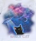 MILK(ミルク) space cat フリル TOPS