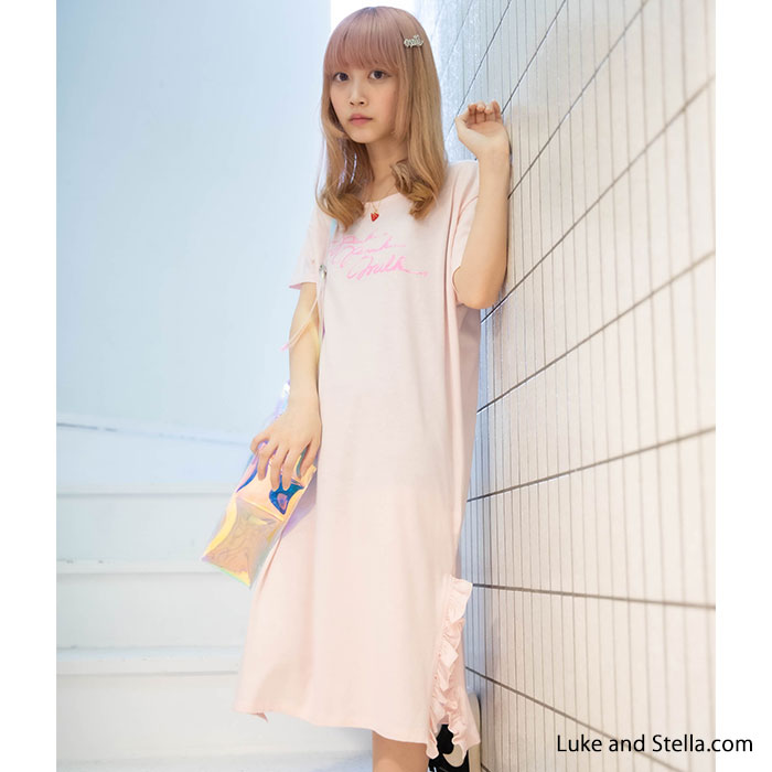 MILK(ミルク) PINK PUNK MILK dress