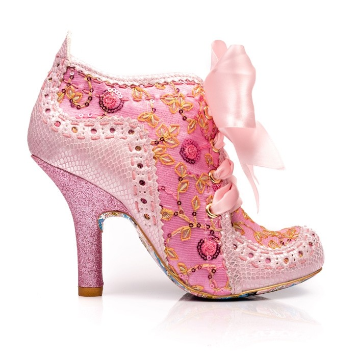 Irregular Choice(イレギュラーチョイス) Abigails 3rd Party PINK