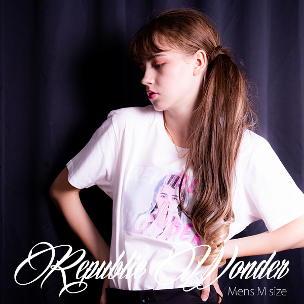 REPUBLIC WONDER(リパブリックワンダー) IRRINA WONDER TEE