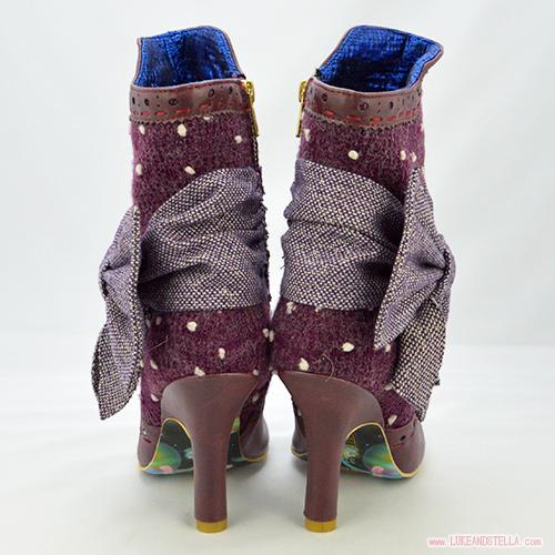 Irregular Choice(イレギュラーチョイス) Roise Lea ブーツ