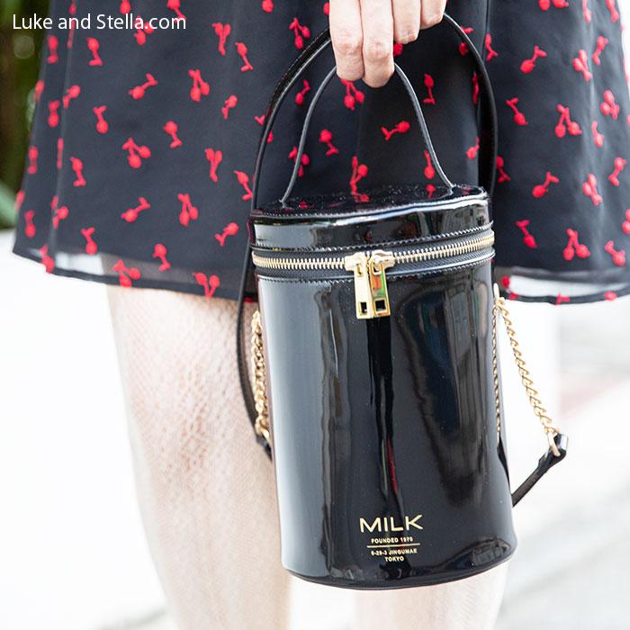 MILK(ミルク) レッドリリー dress