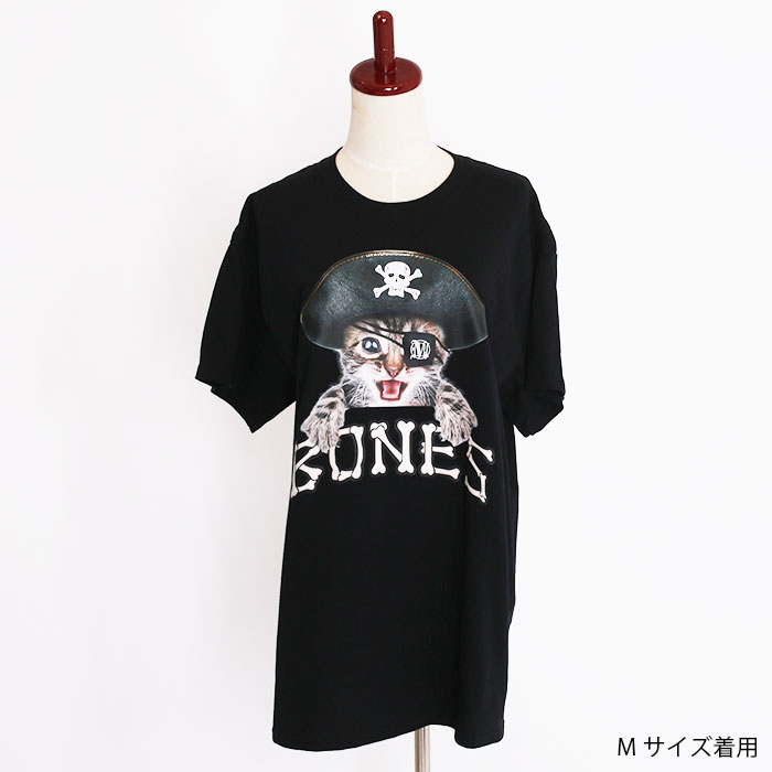 MILKBOY(ミルクボーイ) CAT BONES TEE