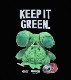 【予約】MILKBOY(ミルクボーイ) WINTER 2020 GREEN BEAR SWEATS