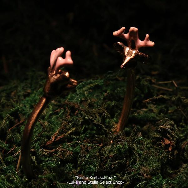 Krista Kretzschmar(クリスタ クレッチマル) Pink Reindeer - Special Commission