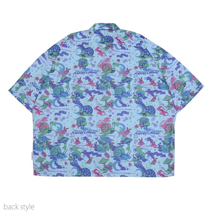 MILKBOY(ミルクボーイ) MUSHROOM シャツ