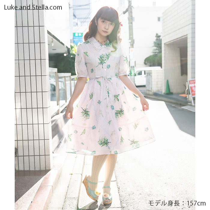 MILK(ミルク) Lily bell dress