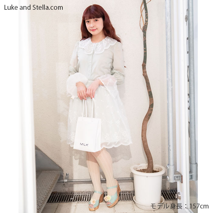 MILK(ミルク) フェアリーベルスカート