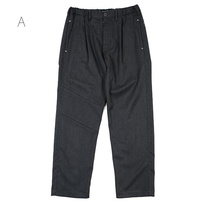 MILKBOY(ミルクボーイ) PANELED PANTS