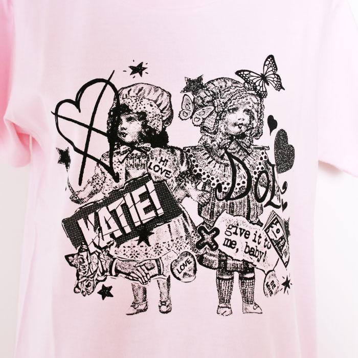 Katie(ケイティ) COLLAGE 95 tee