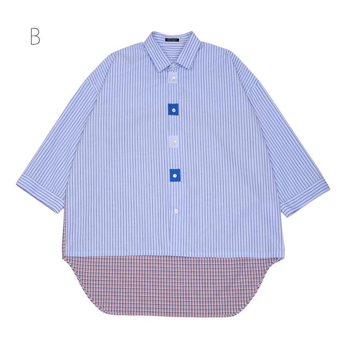 MILKBOY(ミルクボーイ) DREAM オーバー SIZE シャツ