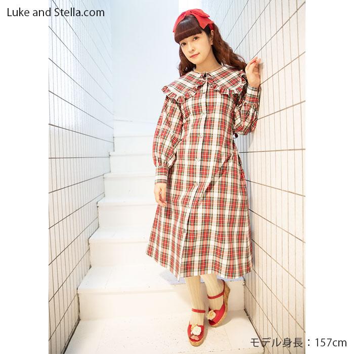 MILK(ミルク) Girl's Cotton コート ワンピース