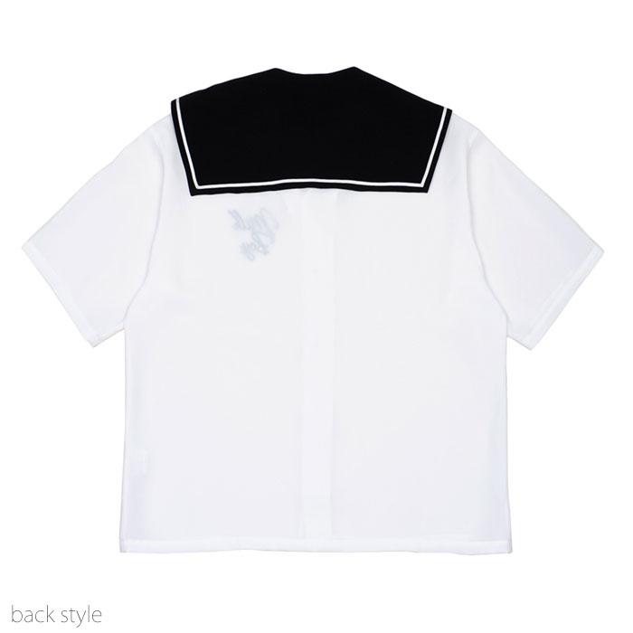MILKBOY(ミルクボーイ) OPEN SAILOR シャツ