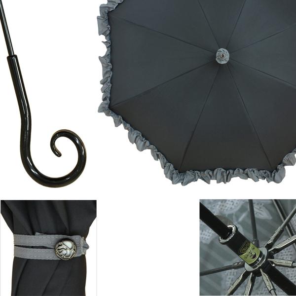 【再販】ルミエーブル×神崎蘭子 | パゴダ傘・レディース・晴雨兼用・UVカット